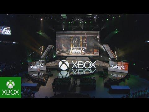 Fallout 4 - Xbox E3 2015 Briefing