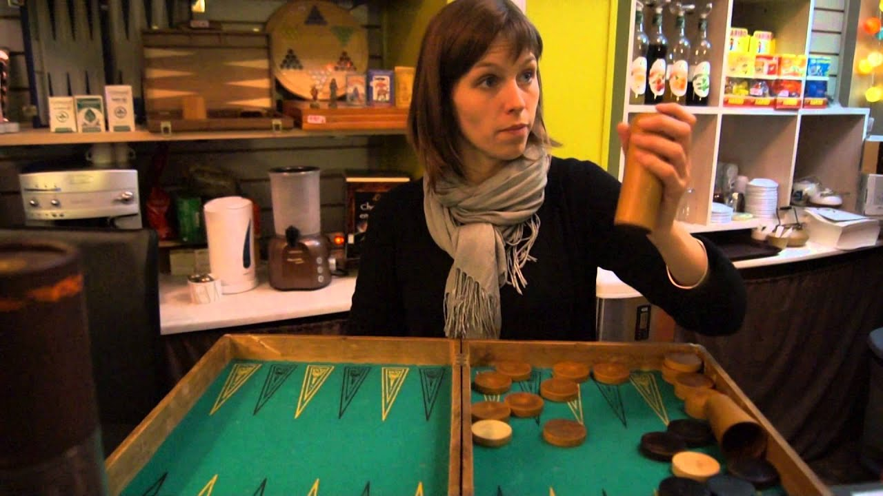Rules For Playing Backgammon