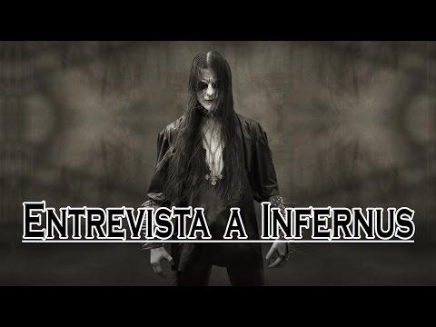 Entrevista con Infernus en 2012 Subtitulos en Español