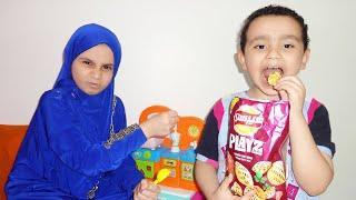 حمودي جنن أمه في رمضان!!
