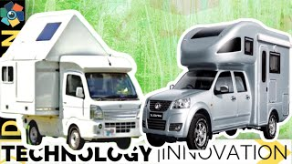 8 ASIAN CAMPERS and CAMPERVANS | Campers Made in ASIA (Top Picks)