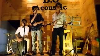 Người đàn bà hoá đá - Hắc Trung & Vũ  ( Tại B.O Coffee Acoustic )