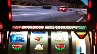 パチスロリッジレーサー2 紅白ラッジオvsデュエルバトル