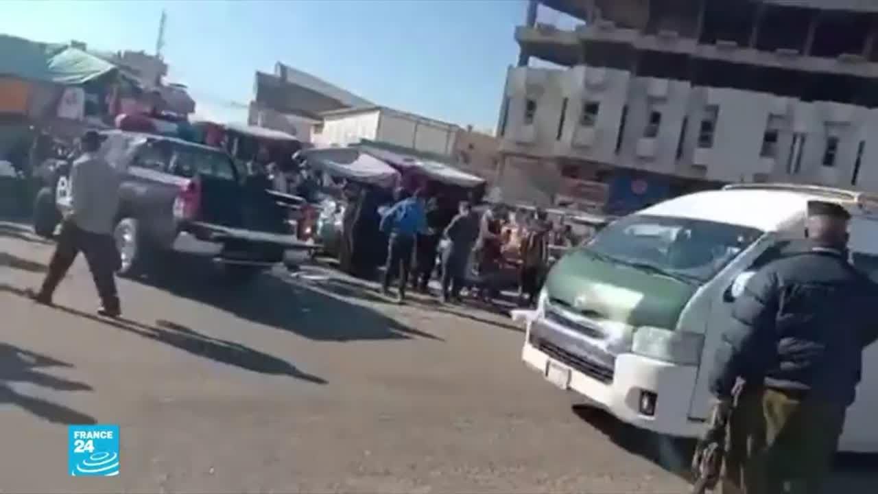 هجوم انتحاري مزدوج في ساحة الطيران ببغداد.. كيف وقع الهجوم؟  - نشر قبل 16 دقيقة