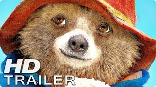 PADDINGTON 2 Trailer 2 Deutsch German (2017)