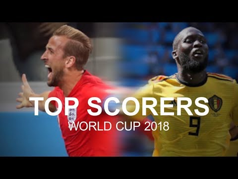 World Cup Top Scorer - Kane Claims The Golden Boot