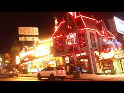 CLIFTON HILL, NIAGARA FALLS, ONTARIO - 2020 #Niagara #Ontario #Cliftonhill
