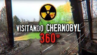 Visitando CHERNOBYL 32 años después