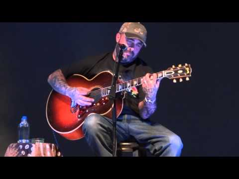 Aaron Lewis  Staind  Everything Changes   @ KCs Voodoo Lounge 162012