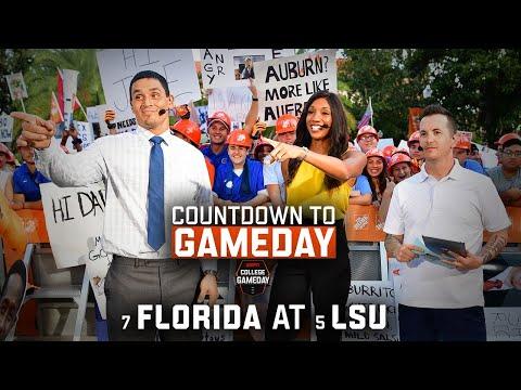 Countdown to GameDay: Week 7, Florida at LSU | ESPN College Football