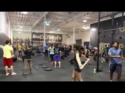 Crossfit Games 2014, Open Workout 14.5 at NorCal Crossfit