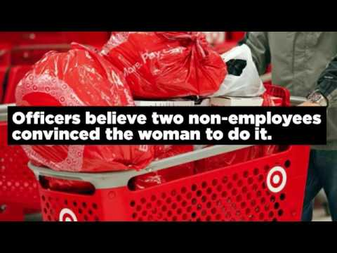 Target Cashier Accused of Gift Card Fraud