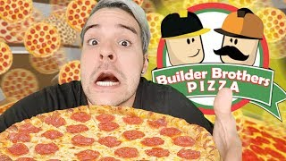 I WORK IN A PIZZERIA!! | ROBLOX COMEDIA ROLEPLAY