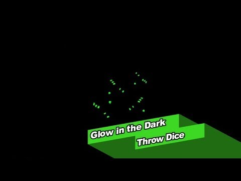 How to Make Glow in the Dark Dice