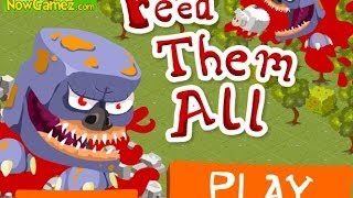 Feed Them All Level1-18 Walkthrough