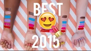 Best of 2015 Part 1: Beauty, Skincare, Nails & Naturals