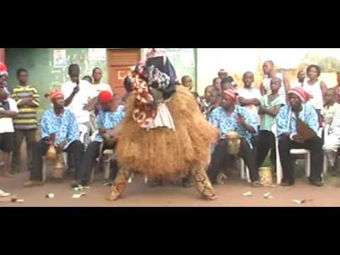 Igbo Masquerades - Ebuebu