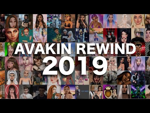 Avakin Rewind 2019 - Thank You, Avakins... 😻 | Avakin Life