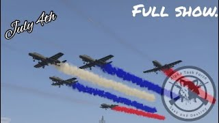 GTA Display Team show | Alpha Task Force | GTA 5 MILITARY CREW.