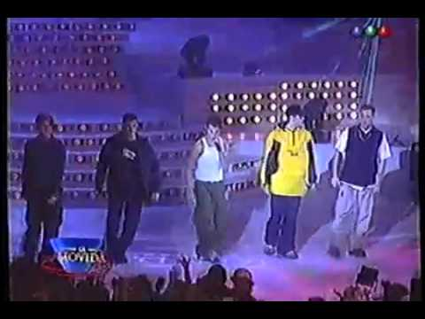 5ive (five)-Slam dunk da funk (La Movida del Verano 1999)