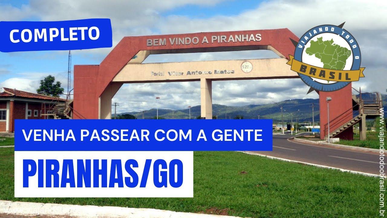 Piranhas Goiás fonte: i.ytimg.com