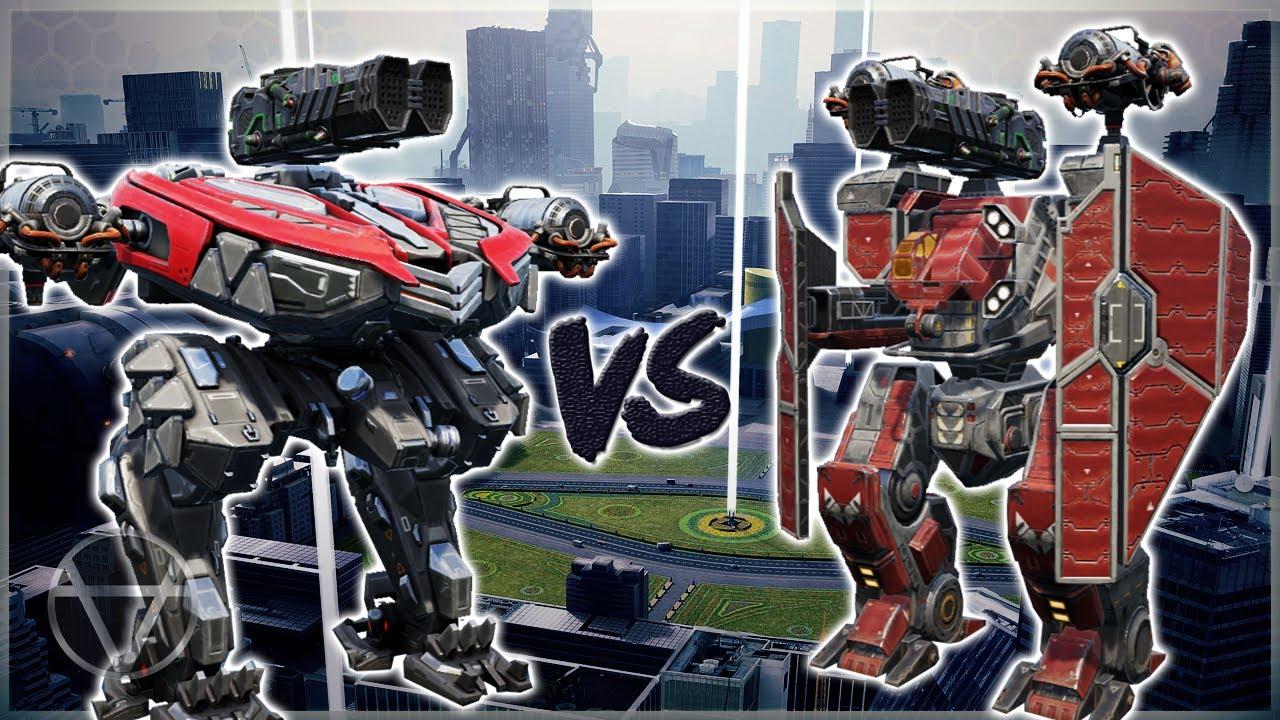 Download [WR] 🔥 Luchador VS Arthur – Clash Of Titans | War Robots