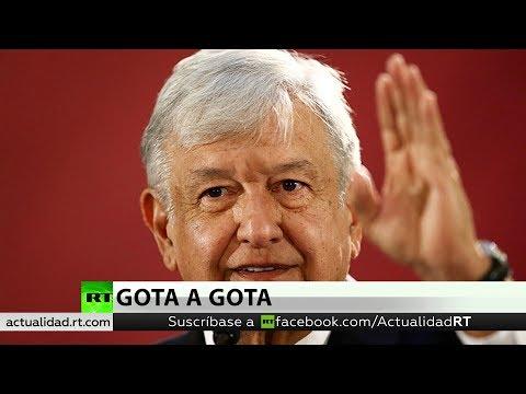 """López Obrador: """"Vamos a resistir todas las presiones que sean"""""""