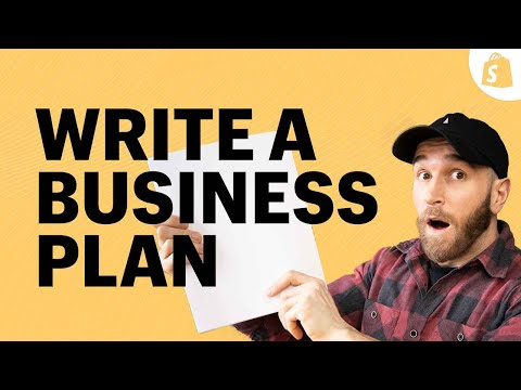 How To Write a Business Plan | Start a Business in 10 Steps