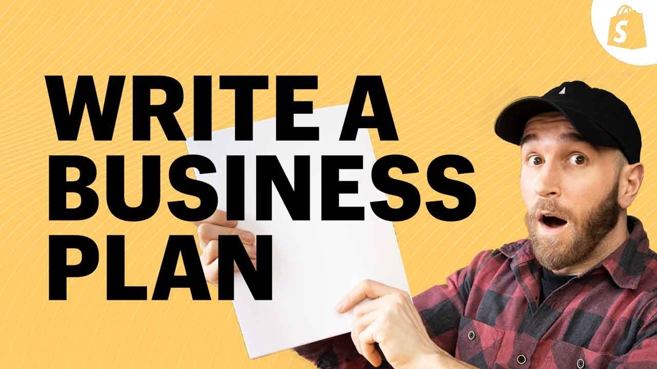 How To Write A Business Plan You Ll Actually Use 2021