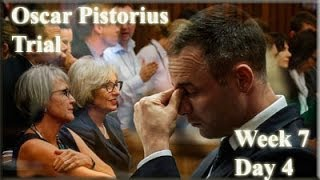 Oscar Pistorius Trial: Friday 9 May 2014, Session 1