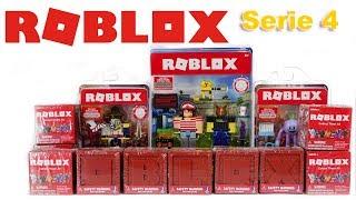 Öffnen von ROBLOX Mystery Boxes Series 4 - Mehr