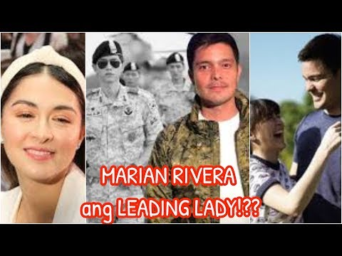 MARIAN Rivera LEADING LADY sa DESCENDANTS w/ DINGDONG Dantes!? #descendantsofthesun #dantessquad - 동영상