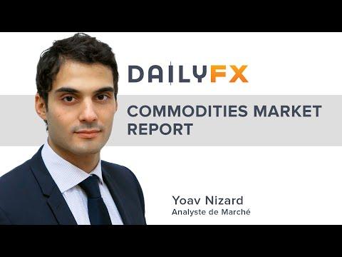 Les métaux précieux fragilisés par le rebond du dollar