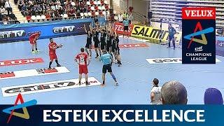 Esteki Excellence | Round 3 | VELUX EHF Champions League 2017/18