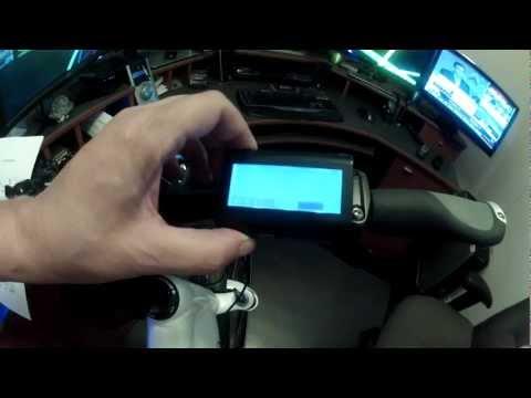 How to use Stromer E-Bike Computer Interface