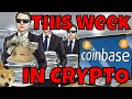This Week In Crypto + Bitcoin Giveaway!