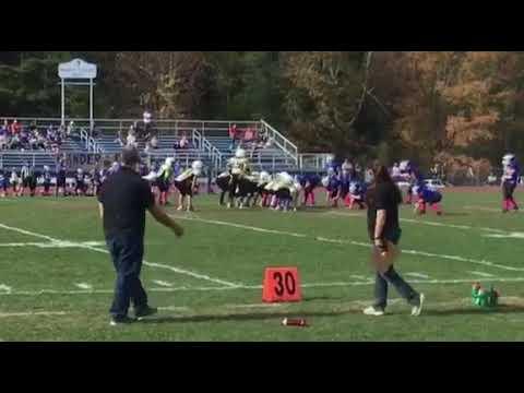 Sullivan county ny football kids devin jones