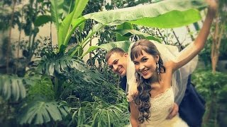 Видеосъёмка свадеб в Омске.  Евгений и Анастасия