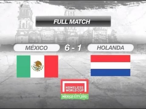 MEXICO - HOLLAND women day 5, HWC 2012