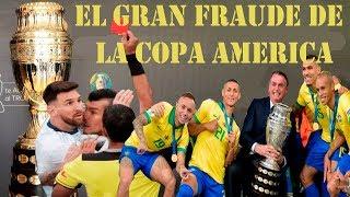 Prensa mundial sorprendida por declaraciones de Messi ,Tite y Bolsonaro en la Copa America 2019