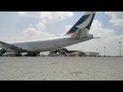 Cathay Pacific Cargo @ GDL