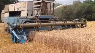 MDW FORTSCHRITT E517  Combine Harvester