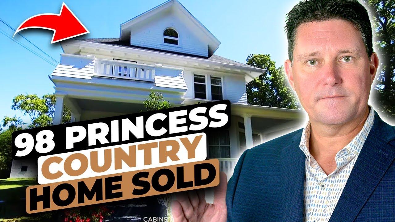 (SOLD) Alberton Prince Edward Island 98 Princess Country Home for sale PEI Canada REALTOR Century 21