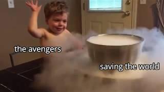 Gambar cover Avengers: Endgame as Vines (SPOILERS)