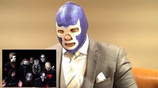 AAA Luchadores React to Masked Metal Bands