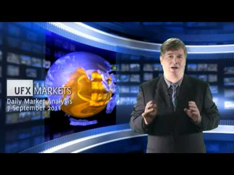 UFXMarkets -Swiss Franc CHF, EUR & USD Trading News-7-September-2011