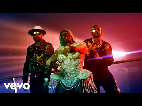 Смотреть клип Spice, Sean Paul, Shaggy - Go Down Deh
