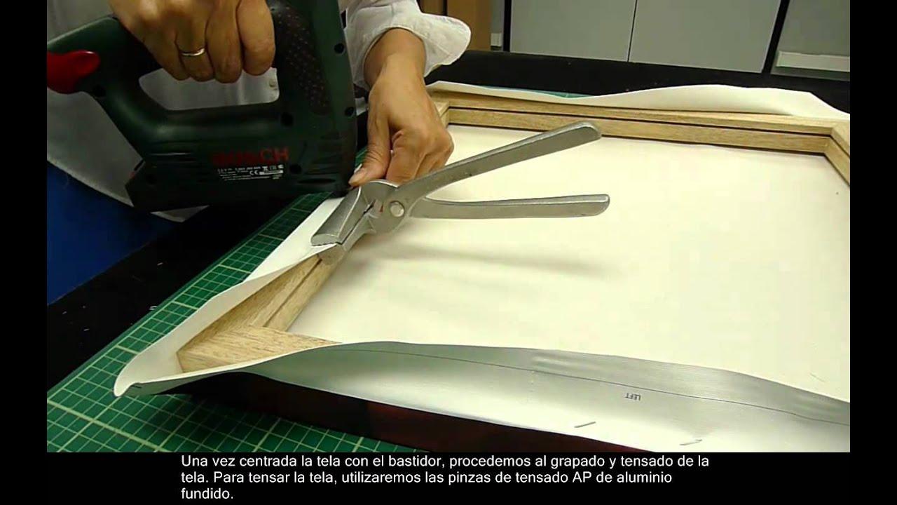 Grupo AP, crea un Photo-Lienzo en 15 minutos. - YouTube