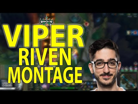 Viper Riven New Montage 2018 - High Elo Riven Montage - Best Riven Plays #5