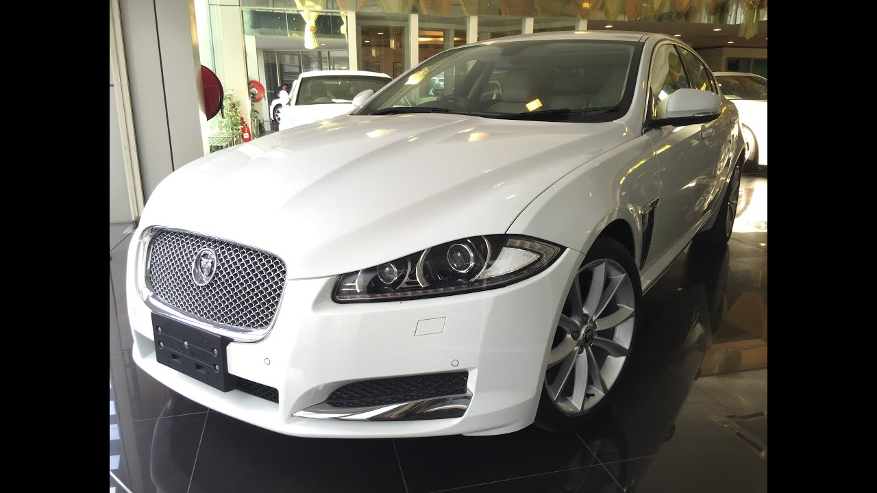JAGUAR XF 3.0 PREMIUM LUXURY V6 FACELIFT   UNREG 2011   WHITE   YouTube